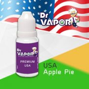 Apple pie flavour e-liquid