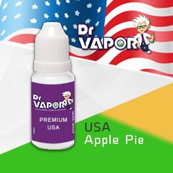 Apple pie flavour e-liquid