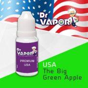 Big green apple e-liquid