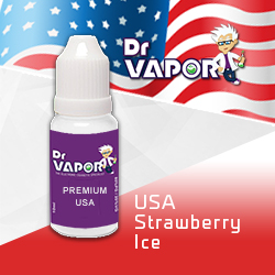 strawberry ice e-juice