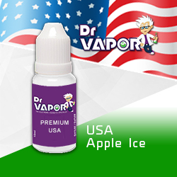 apple ice e-juice