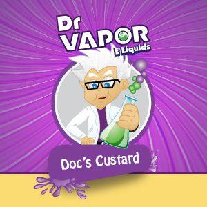 Docs Custard tpd e-liquid uk