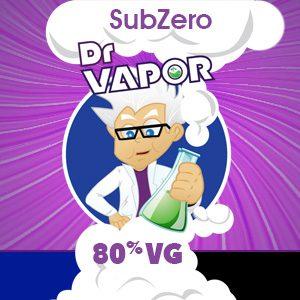 subzero high vg e-liquid UK