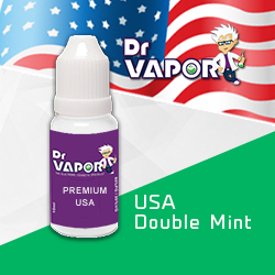 double mint e-liquid flavour concentrate