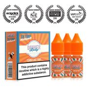dinner Cornflake Tart Pudding 10ml multipack (30ml) e-liquid UK