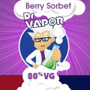 berry sorbet high vg e-liquid UK