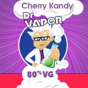cherry kandy high vg e-liquid UK