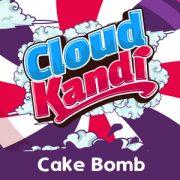 cloud kandi e-liquid cake bomb