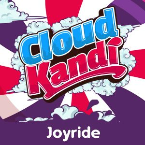 cloud kandi e-liquid joyride
