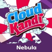 cloud kandi e-liquid nebula
