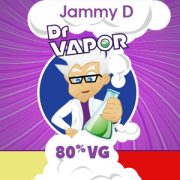 Jammy D high vg e-liquid UK