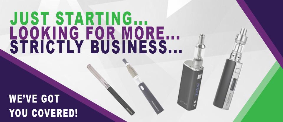 Dr Vapor e-cigarette starter kits