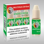 Red Cloud Andromeda e-liquid 10ml multipack