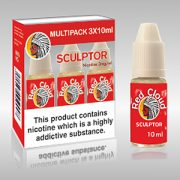 Red Cloud Sculptor e-liquid 10ml multipack