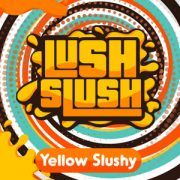 yellow slushy - lush slush e-liquid