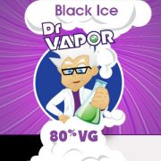 Black ice high VG e-liquid