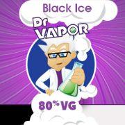 Black ice high VG e-liquid