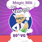 magic milk high VG e-liquid