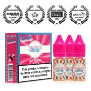 dinner lady Rice Pudding 10ml multipack (30ml) e-liquid UK