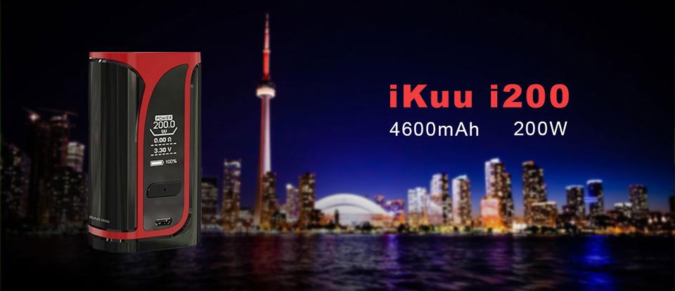 Eleaf iKuu i200 box mod UK