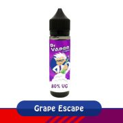 Grape Escape 50ml short fill e-liquid