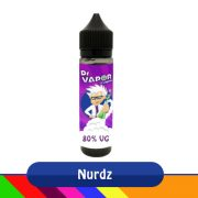 Nurdz 50ml short fill e-liquid