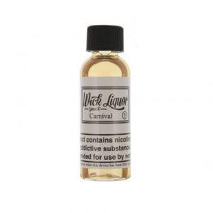 wick liquor carnival 50ml 60ml e-liquid
