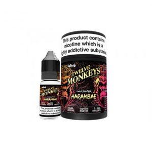Twelve Monkeys Harambae e-liquid