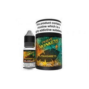 Twelve Monkeys Mangabeys e-liquid