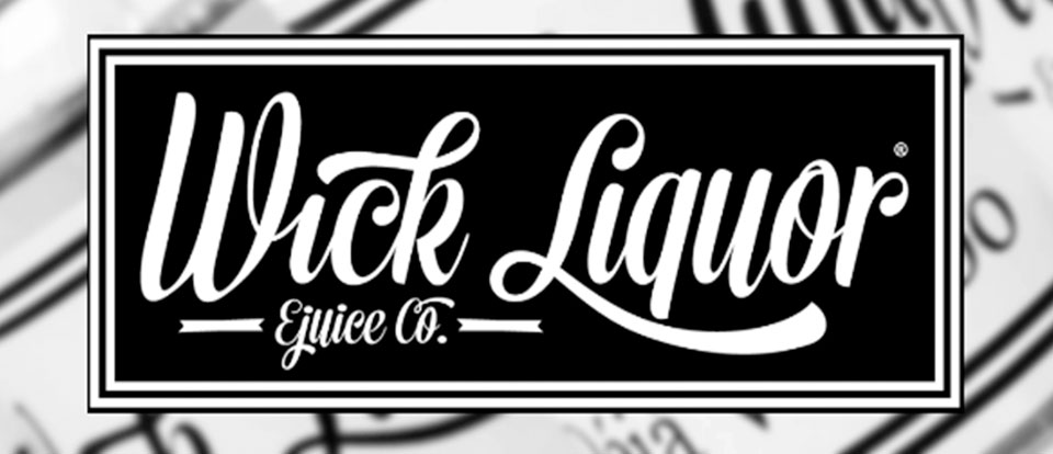 Wick Liquor shortfill e-liquid
